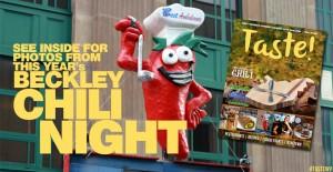 beckley chili night promo